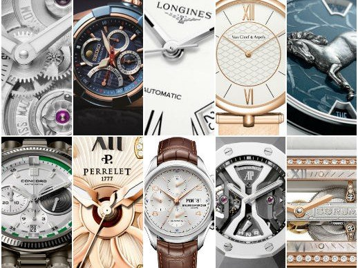 In case you have missed it... - Last month's watches