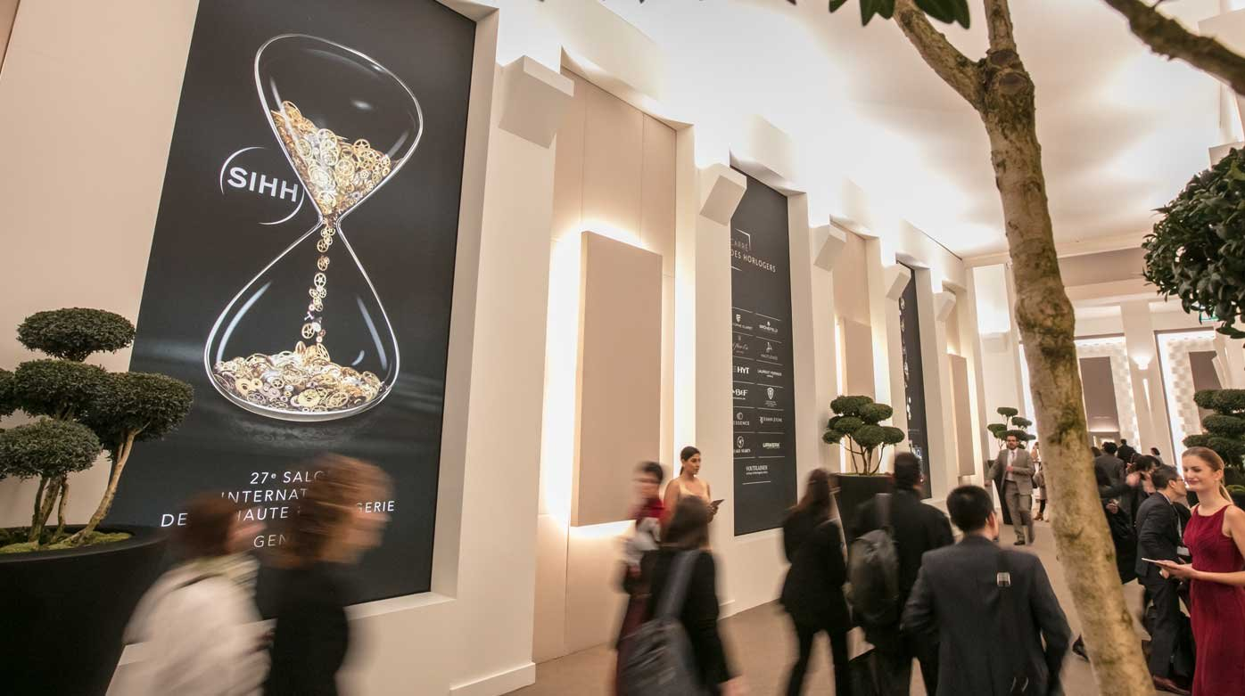 SIHH 2017 - Public opening