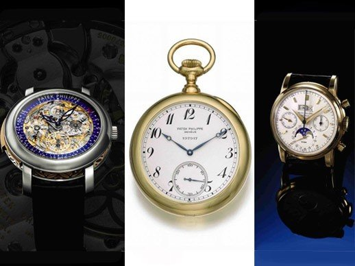Sotheby's - Vente «Important Watches
