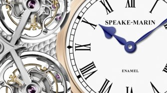 Vertical Double Tourbillon Trends and style