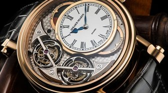 Magister Vertical Double Tourbillon Style & Tendance