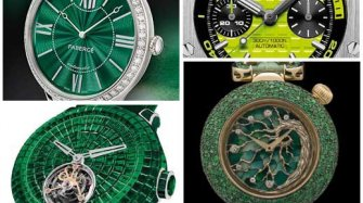Green with envy Trends and style