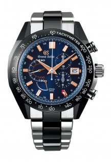 Spring Drive Chronograph GMT 9R96