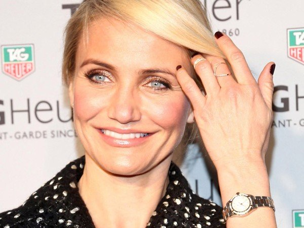 TAG Heuer - Celebration in New York with Cameron Diaz
