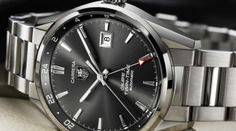 Win a Carrera Calibre 7 Twin-Time Automatic watch Arts and culture