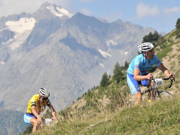 """TAG Heuer - Timekeeper for the """"Haute Route"""""""