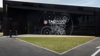TAG Heuer optimise son outil de production