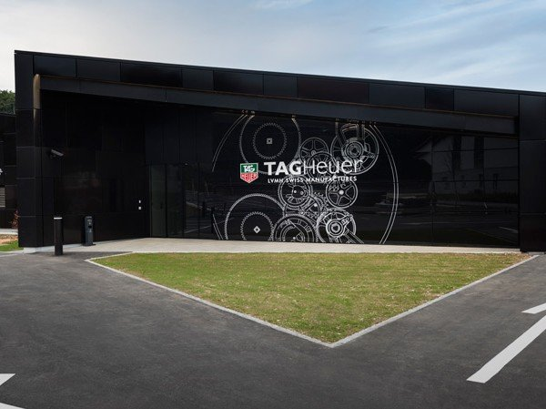 TAG Heuer - TAG Heuer optimizes its production