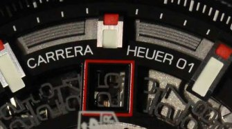 Carrera Heuer 01 : Fusion comes to TAG Heuer
