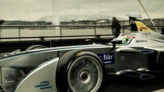 Formula E in Geneva with TAG Heuer
