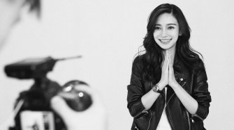 New Brand Ambassador : Angelababy People and interviews