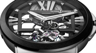 Executive Skeleton Tourbillon Style & Tendance