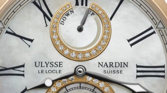 Lady Marine Chronometer Trends and style