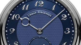 Urban Jürgensen 1140 L PT Blue Trends and style