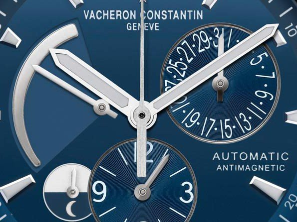 Vacheron Constantin - Two Overseas Ultramarine Blue limited editions