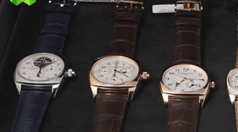 Video. SIHH 2015 new models