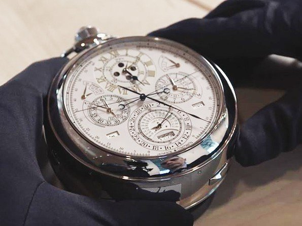 Vacheron Constantin - Video. The first world reveal of Reference 57260