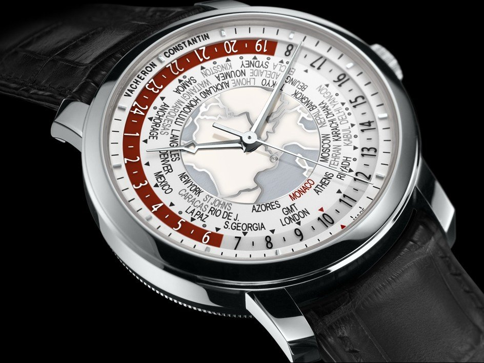 Vacheron Constantin - Patrimony Traditionnelle Heures du Monde for Only Watch 2013