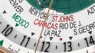 Venezuela sets the clock forward... again Trends and style