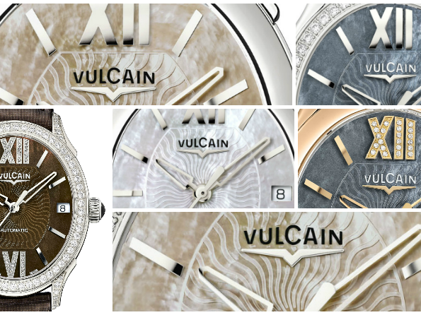 Vulcain - First Lady Automatique