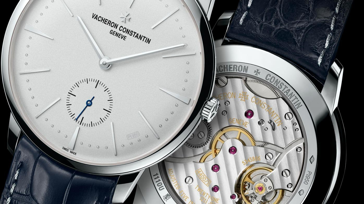 Vacheron Constantin - Patrimony Collection Excellence Platine