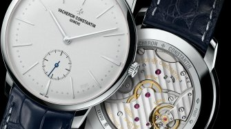 Patrimony Excellence Platine Collection  Trends and style