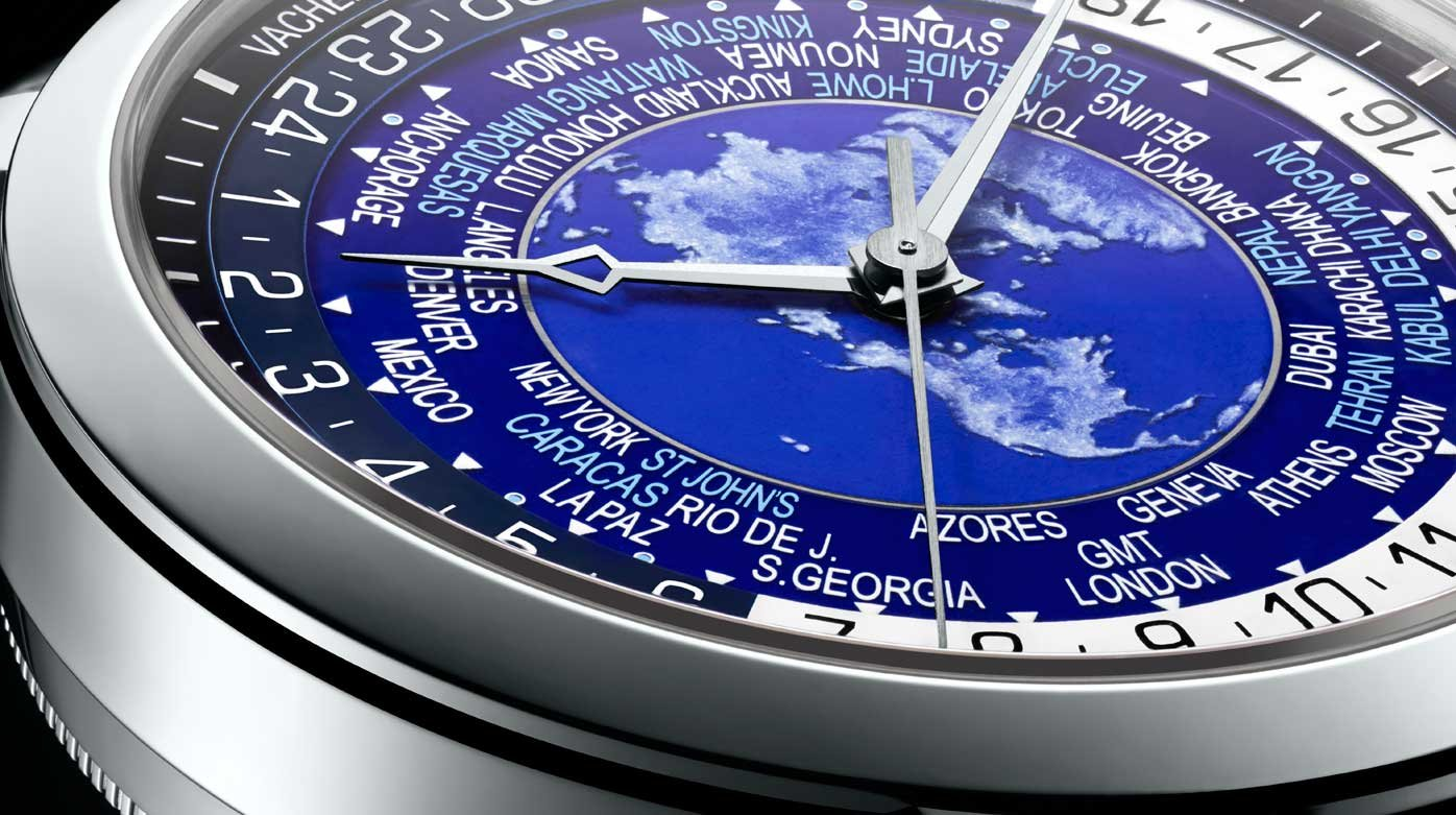 Vacheron Constantin - Traditionnelle World Time