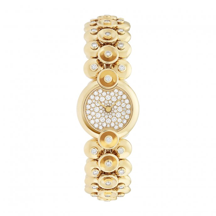 Bouton d'Or Watch