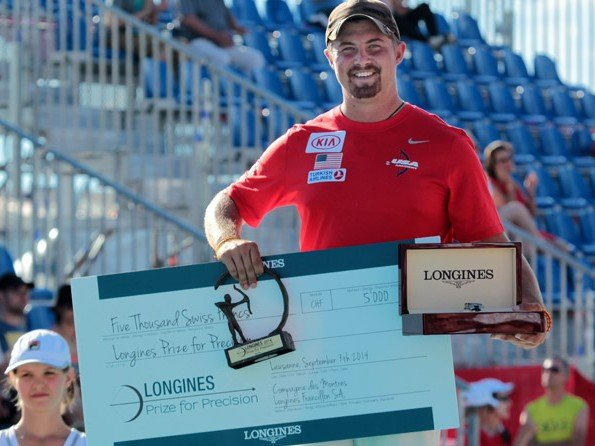 Longines - The 2014 Longines Prize for Precision