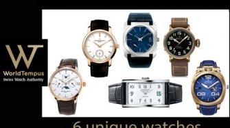 Exclusive WorldTempus anniversary edition unique piece watches Trends and style
