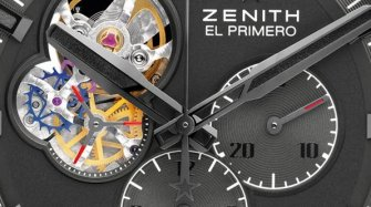 El Primero Chronomaster 1969 Tribute to the Rolling Stones Style & Tendance