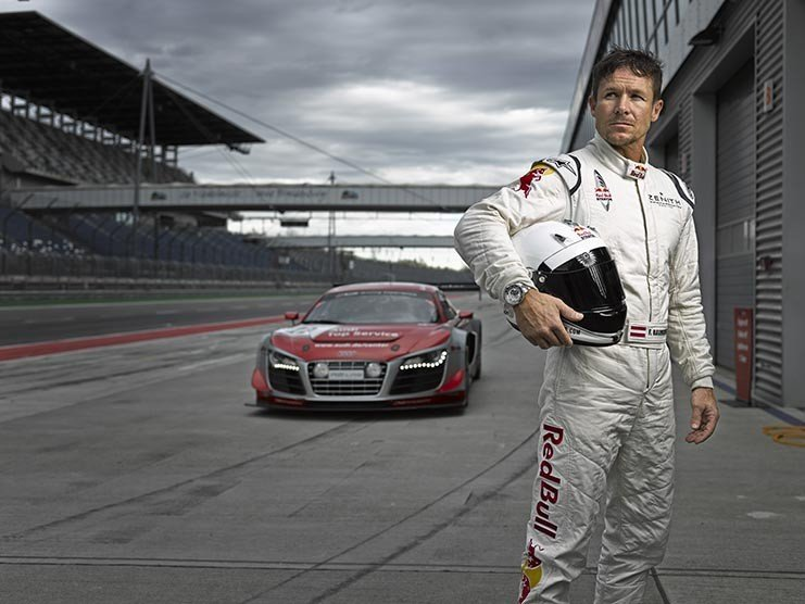 Zenith - Felix Baumgartner takes to the road