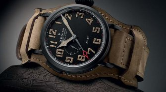 The Zenith Pilot Type 20 GMT 1903