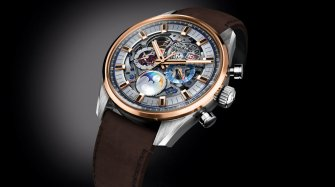 Chronomaster El Primero Trends and style