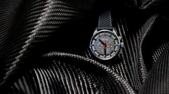 Chronomaster El Primero Sport Land Rover BAR Team Edition Style & Tendance