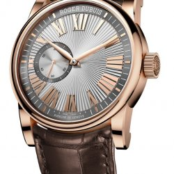 Hommage Automatic, or rose © Roger Dubuis