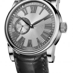 Hommage Automatic, or blanc © Roger Dubuis