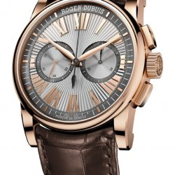 Hommage Chronographe, or rose © Roger Dubuis