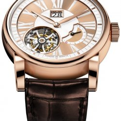 Hommage Tribute to Mr Roger Dubuis, pink gold  © Roger Dubuis