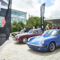 Launch of the new special edition Carrera Panamericana watch.