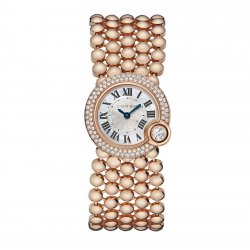 Ballon Blanc, pink gold © Cartier