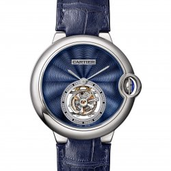 Ballon Bleu 39mm Flying Tourbillon Enamel © Cartier