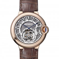 Ballon Bleu Tourbillon © Cartier