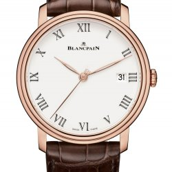 Villeret, collection 2014. © Blancpain