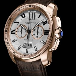 Cartier, Calibre de Cartier Chronographe