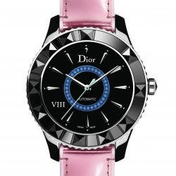 Dior VIII Ceramic and Metallic coloured strap