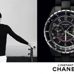 L'Instant Chanel advertising campaign