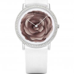 Altiplano Rose, hard stone marquetry.  © Piaget