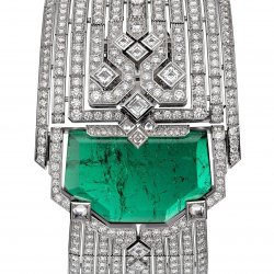 High Jewellery Secret watch  © Cartier