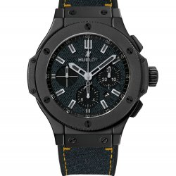 Big Bang Dark Jeans Ceramic 44mm. © Hublot